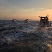 מסע דייג על יאכטה